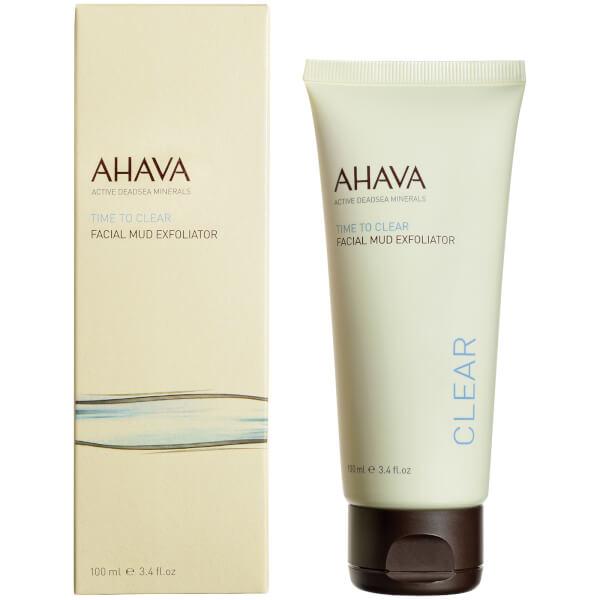 AHAVA Facial Mud Exfoliator 96ml