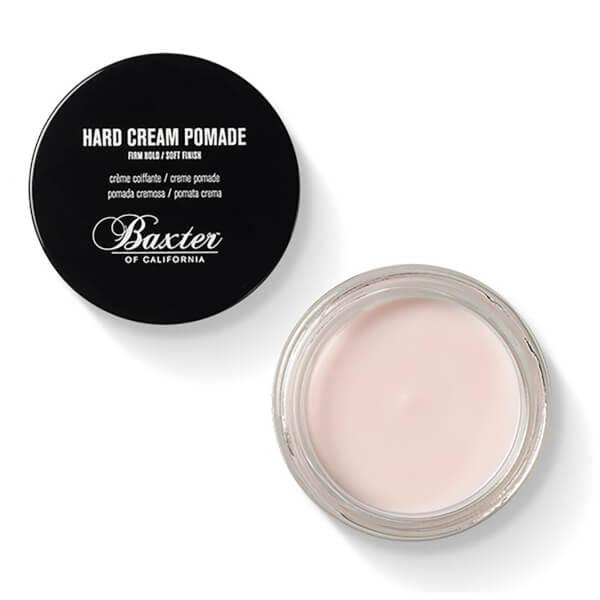Baxter of California Hard Cream Pomade 2oz