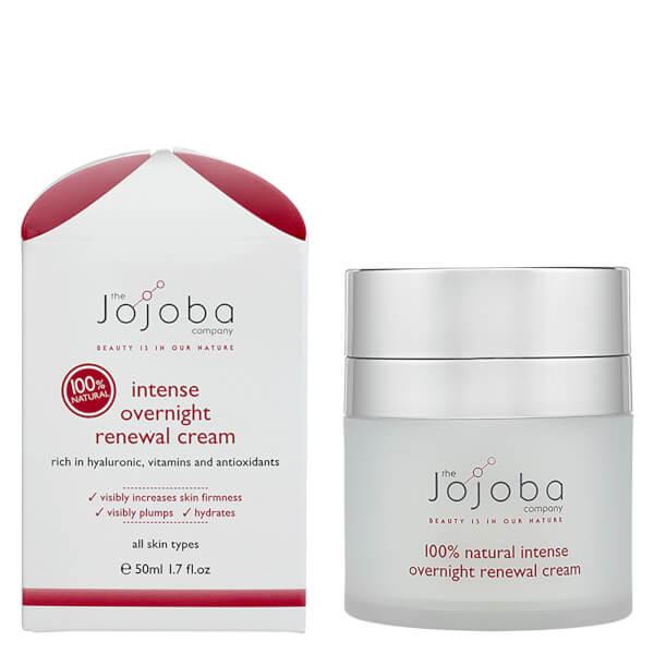 The Jojoba Company Intense Overnight Renewal Cream 1.6oz