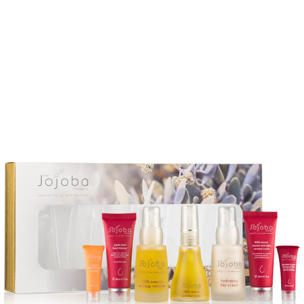 The Jojoba Company Starter Pack Gift Set
