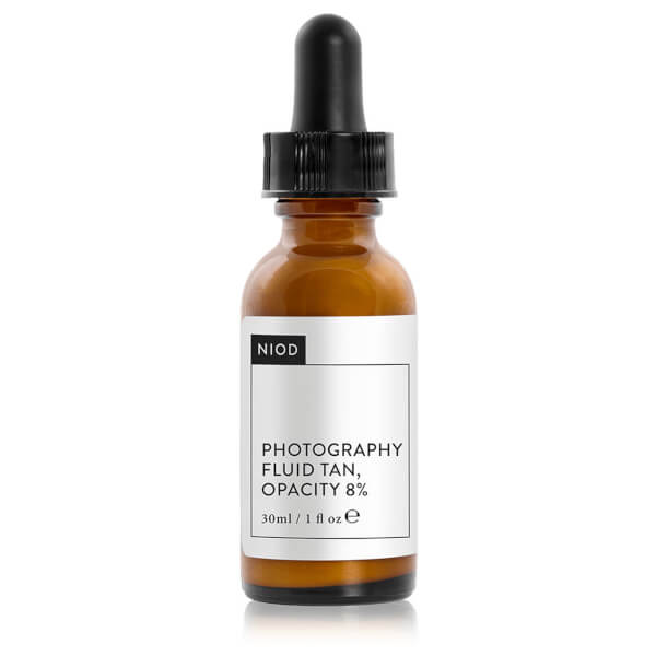 NIOD Photography Fluid Tan Opacity 8% 30ml
