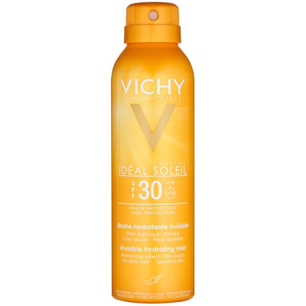 Vichy Ideal Soleil Hydrating Mist SPF30 200ml
