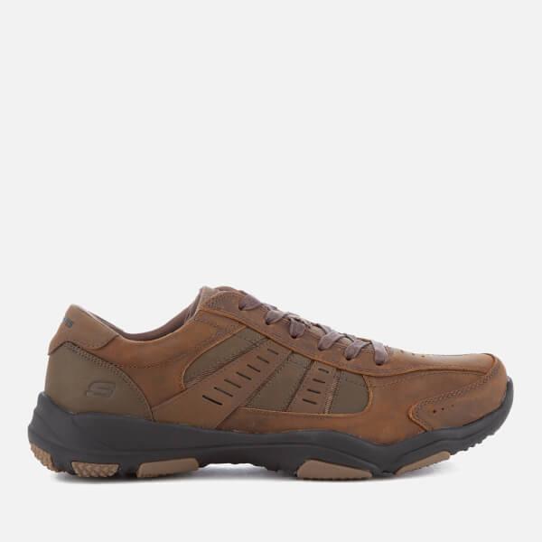 Skechers Men's Larson Nerick Shoes - Dark Brown