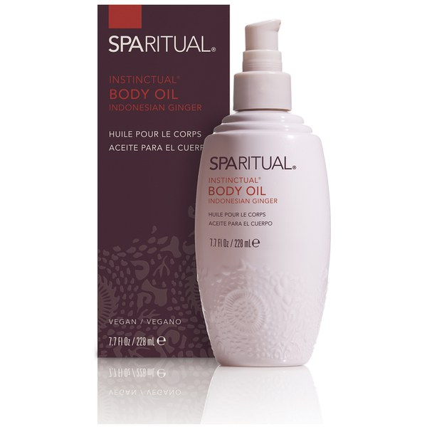 SpaRitual Instinctual Body Oil 228ml