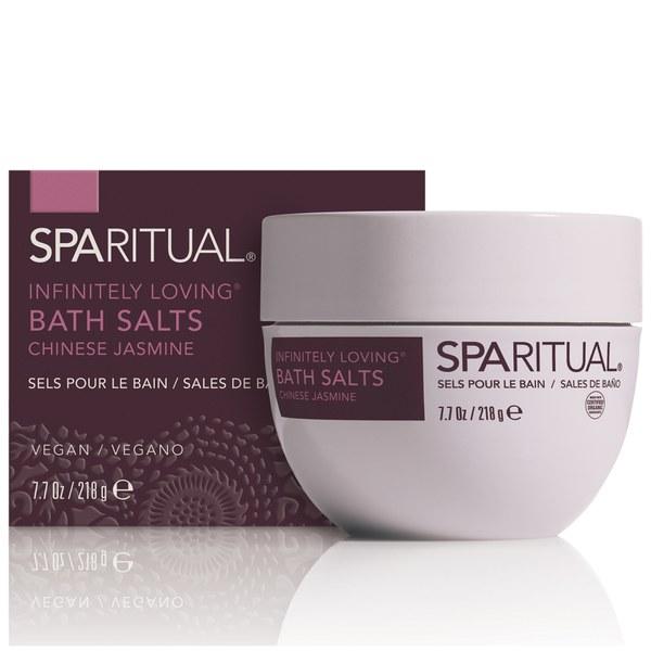 SpaRitual Infinitely Loving Bath Salts 228ml