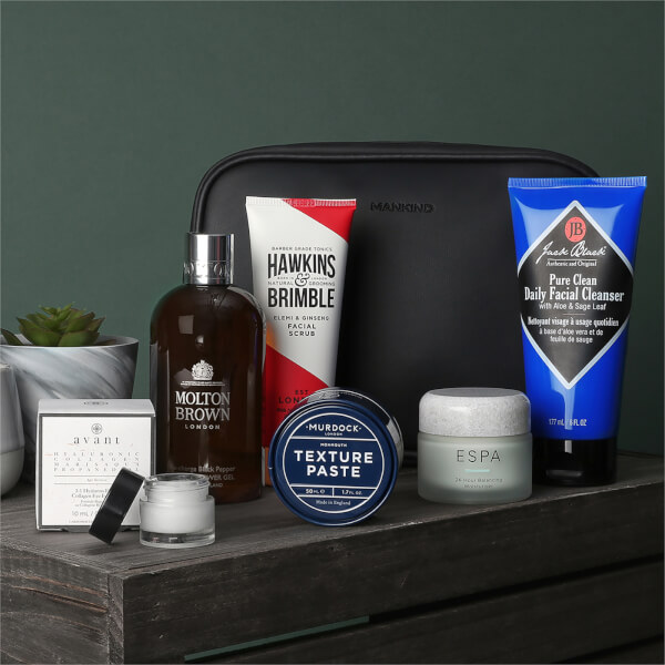 Mankind Grooming Box The Heritage Collection Worth Over 205