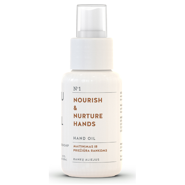 You & Oil Nourish & Nurture Hand Oil 50ml