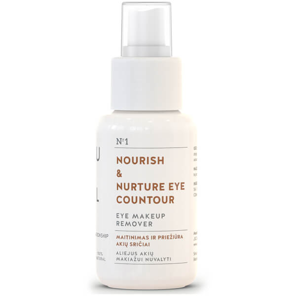 You & Oil Nourish & Nurture Eye Make Up Remover 50ml