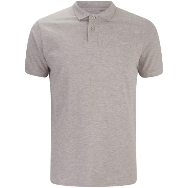 Threadbare Men's Kerman Polo Shirt - Grey