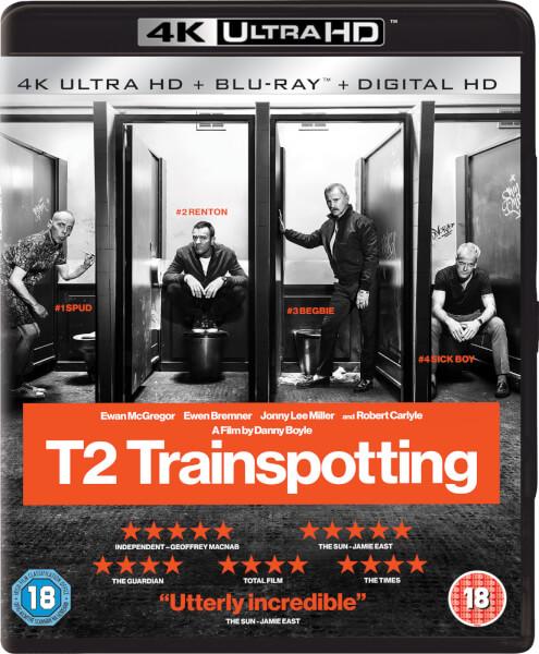 T2 Trainspotting - 4K Ultra HD