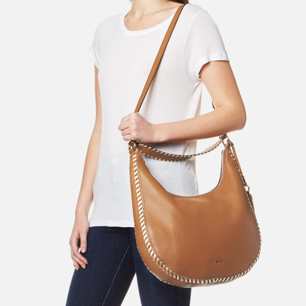 f96327ebd596 MICHAEL MICHAEL KORS Women s Lauryn Large Shoulder Bag - Acorn  Image 2