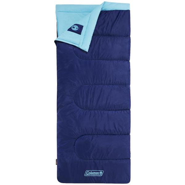 Coleman Heaton Peak Sleeping Bag - Blue - Single