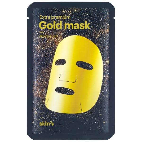 Skin79 Extra Premium Gold Horse Oil Mask (1 Piece)