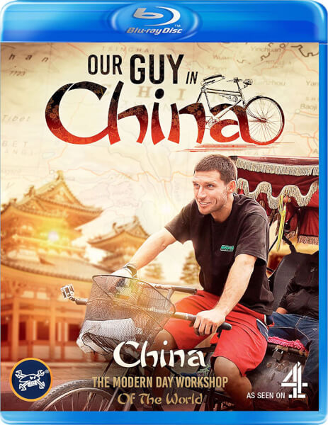 Guy Martin: Our Guy In China