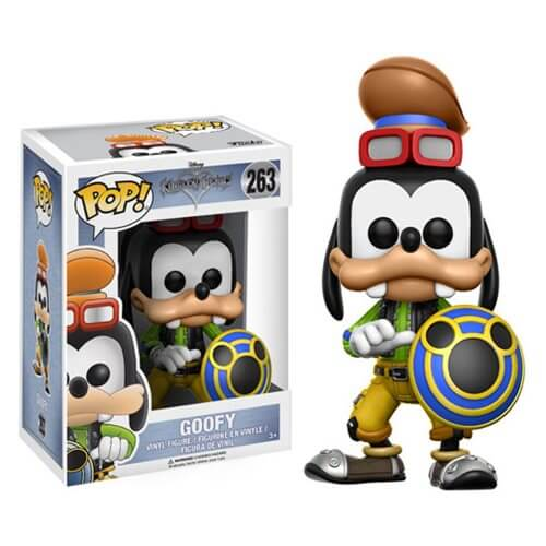 Kingdom Hearts Goofy Pop! Vinyl Figure