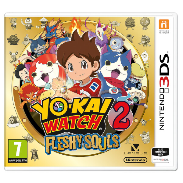 YO-KAI WATCH 2: Fleshy Souls - Digital Download
