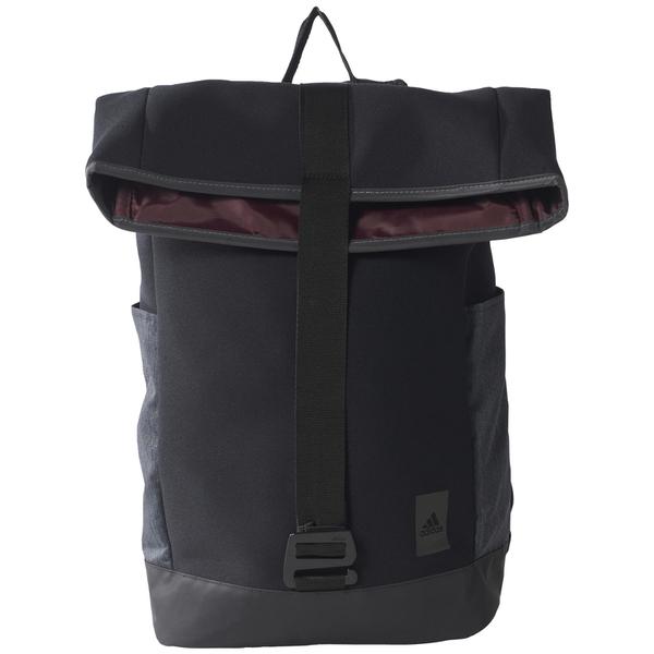 adidas Training Backpack - Black Maroon Sports   Leisure  b83edcc82f3ad