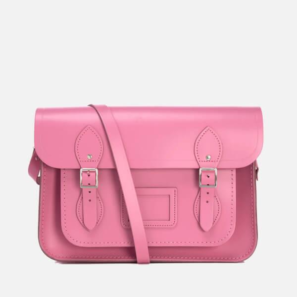 The Cambridge Satchel Company Women's 13 Inch Classic Satchel - Pink