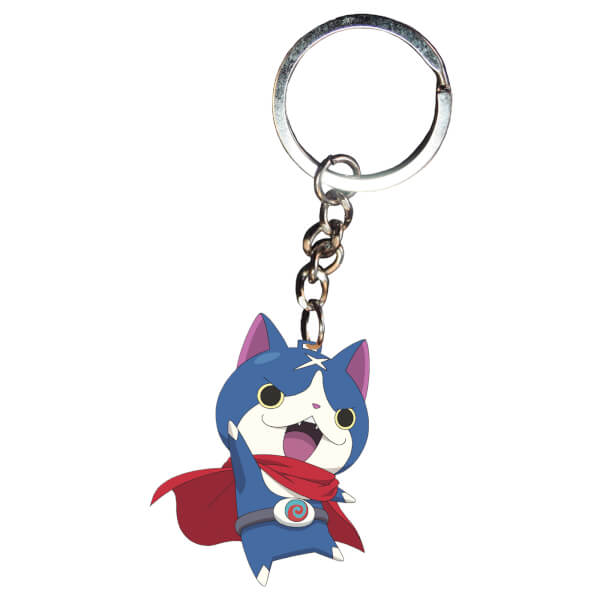 YO-KAI WATCH 2 Hovernyan - Rubber Keychain