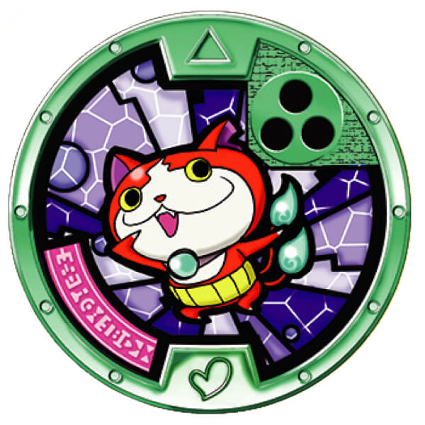 YO-KAI WATCH 2: Bony Spirits Exclusive Medal