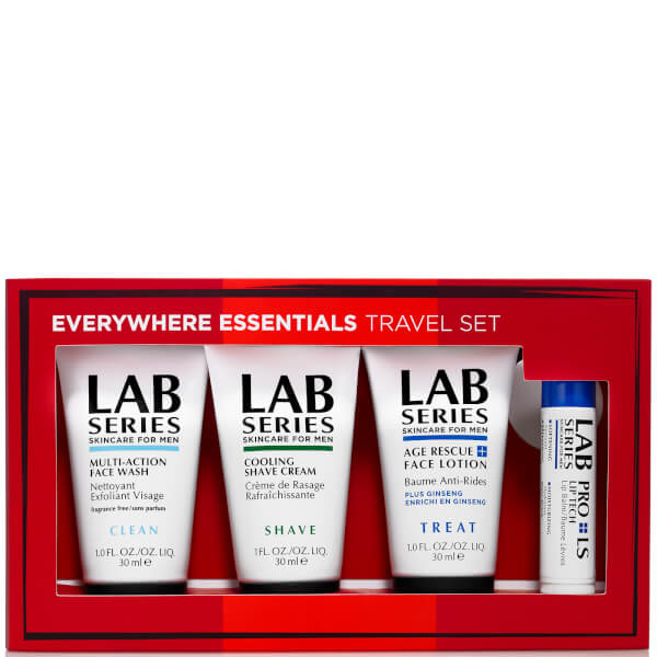 Lab Series Everywhere Essentials Travel Set