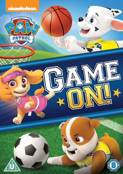 Paw Patrol: Game On!
