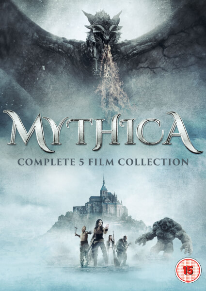 Mythica: The Boxset