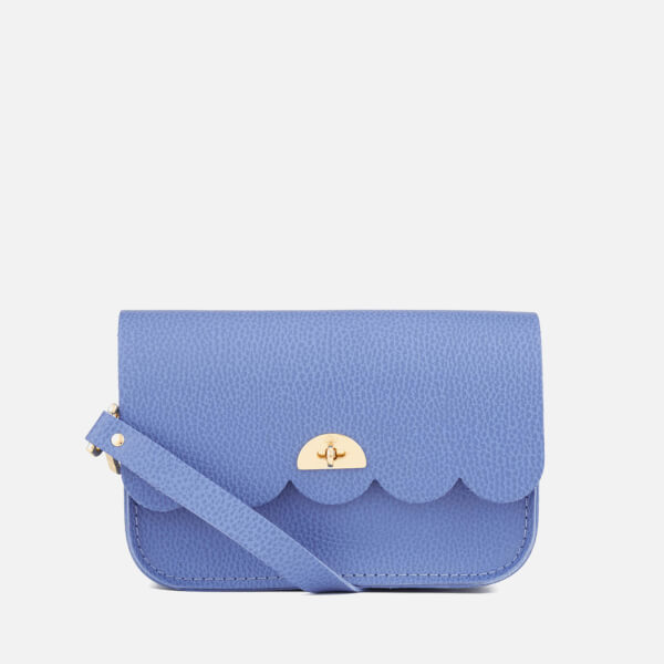 The Cambridge Satchel Company Women's Small Cloud Bag - Dutch Blue Celtic Grain