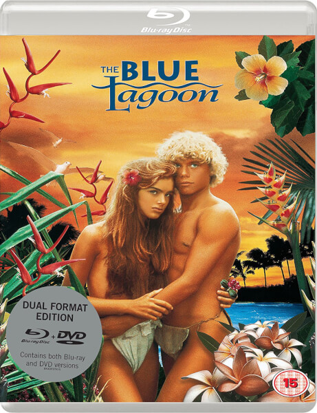 The Blue Lagoon - Dual Format (Includes DVD)