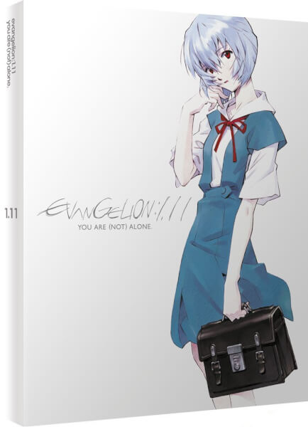 Evangelion 1.11 - Collector's Edition - Dual Format (Includes DVD)