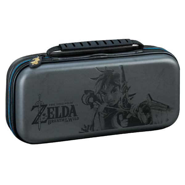 Housse de voyage officielle pour nintendo switch zelda for Housse nintendo switch