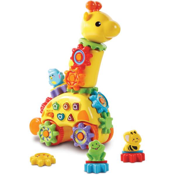 Bébé Gearzooz Gear Up & Go Girafe - Vtech