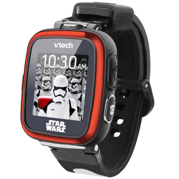 Montre Star Wars Cam'Watch Collector Stormtrooper - Noir Vtech