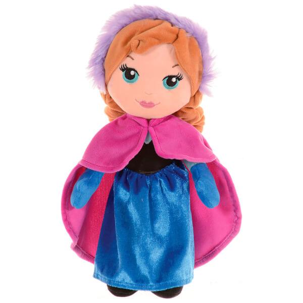 Peluche Disney La Reine des Neiges Anna Mignonne - Grande
