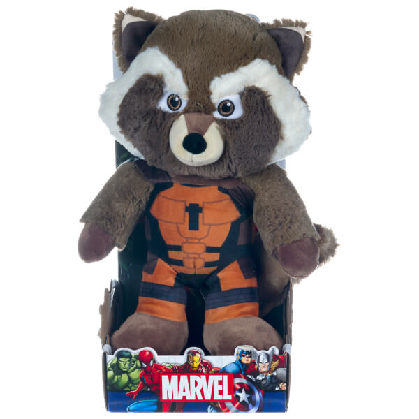Marvel Avengers Plush Rocket Racoon 10