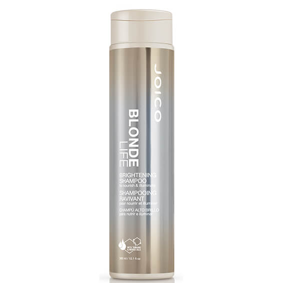 Joico Blonde Life Brightening Shampoo to Nourish and Illuminate 300ml