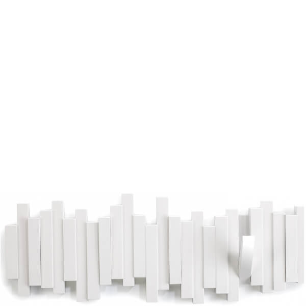 Umbra Sticks Multi Hook - White