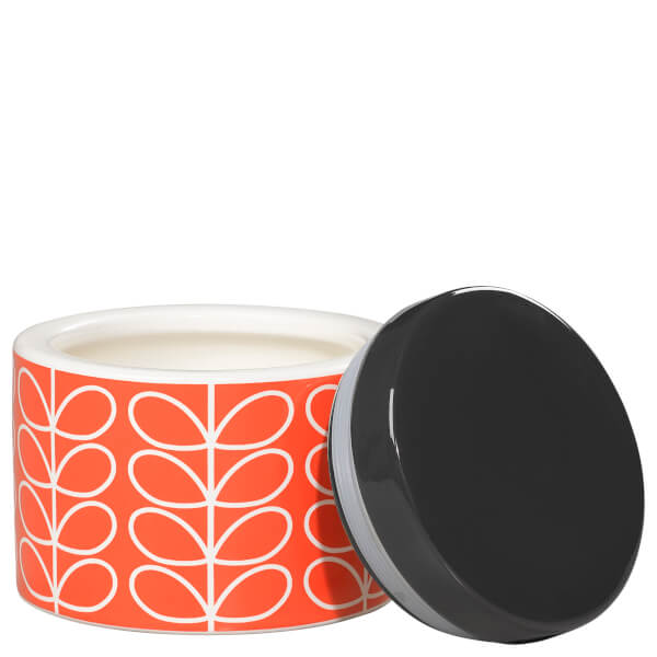Orla Kiely Small Storage Jar - Persimmon Image 2  sc 1 st  The Hut & Orla Kiely Small Storage Jar - Persimmon