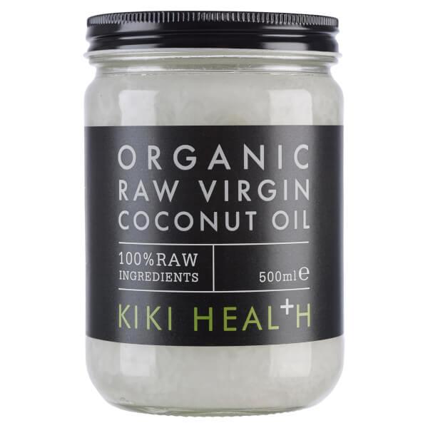 KIKI Health Organic Raw Virgin Coconut Oil 500ml