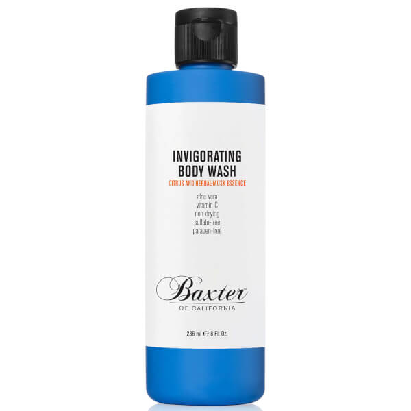 Baxter of California Invigorating Body Wash - Citrus & Herbal Musk 8 fl. oz