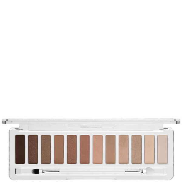 Lottie London 12 Piece Eyeshadow Palette - The Nudes 12g