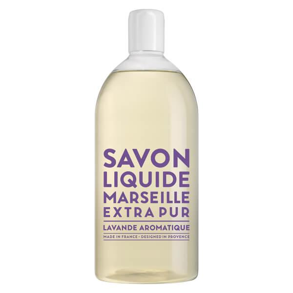 Compagnie de Provence Liquid Marseille Soap 1l Refill - Aromatic Lavender