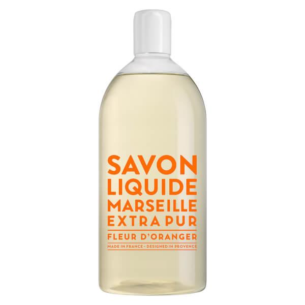Compagnie de Provence Liquid Marseille Soap 1l Refill - Orange Blossom