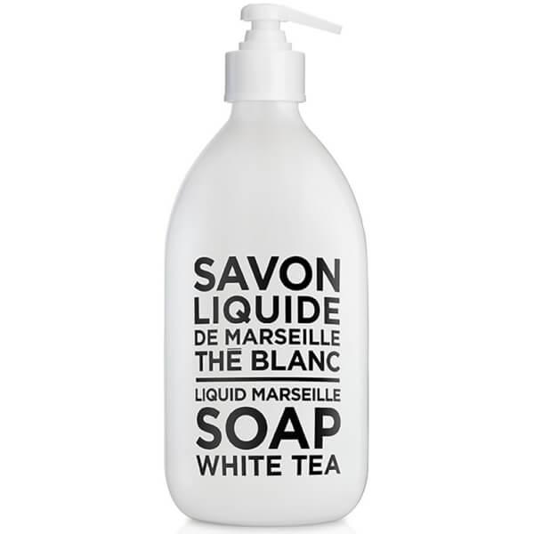 Compagnie de Provence Liquid Marseille Soap 500ml - White Tea
