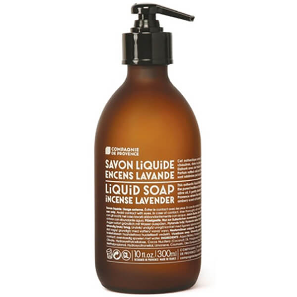 Compagnie de Provence Liquid Marseille Soap 300ml - Incense Lavender