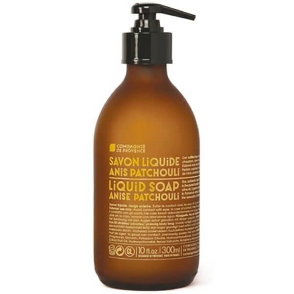 Compagnie de Provence Liquid Marseille Soap 300ml - Anise Patchouli