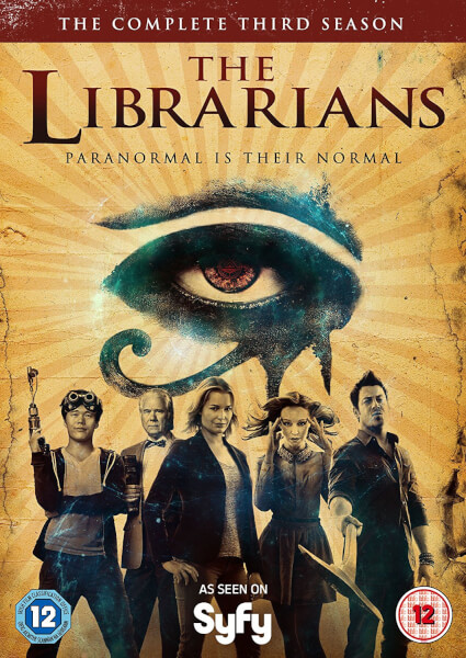 The Librarians - The Complete Third Season