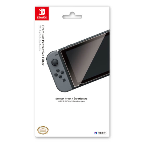 Nintendo Switch Premium Protective Screen Filter