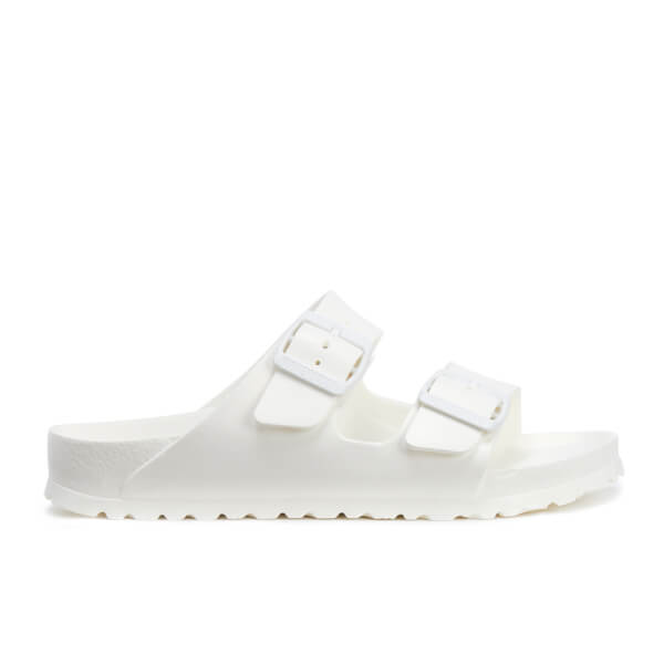 Birkenstock Women's Arizona Slim Fit EVA Double Strap Sandals - White