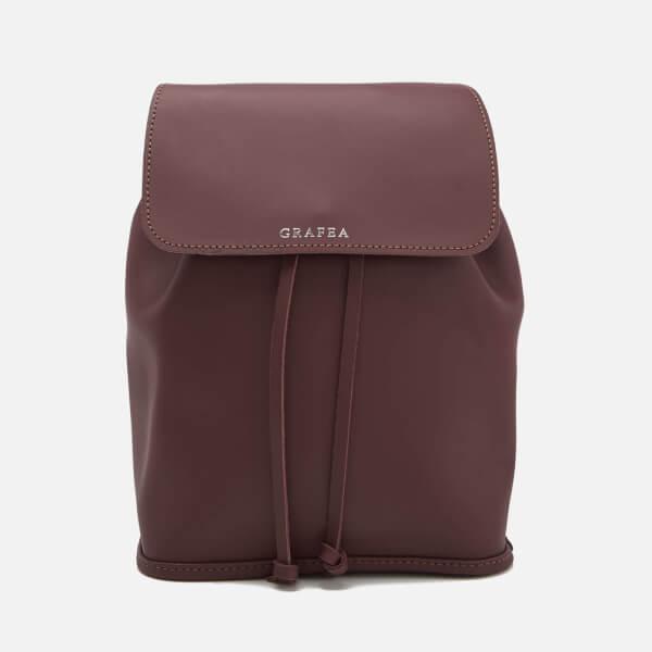 Grafea Fey Backpack - Burgundy